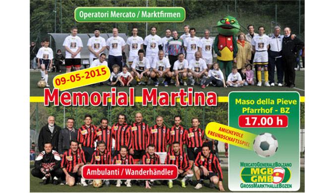 6° Memorial Martina